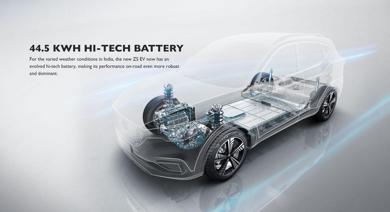 Hi-tech battery